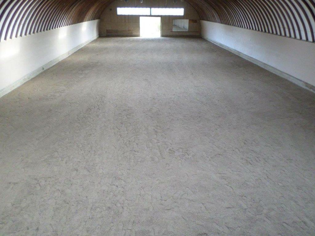 DMC Stables Indoor riding arena